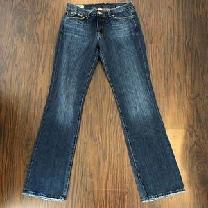 Lucky Brand jeans classic rider Jean size 10/30